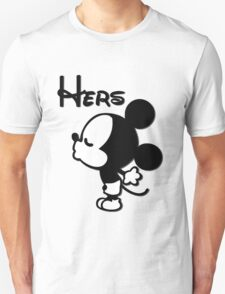 Disney Couples Shirt: His and Hers T-Shirt