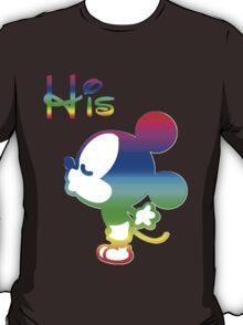 Disney Couples Shirt: His and His T-Shirt