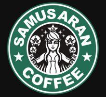 Samus Aran Coffee Kids Clothes