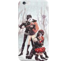 BOTDF - Unforgiven iPhone Case/Skin
