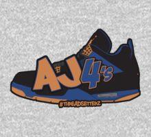 AJ 4's CAVS Edition Kids Tee