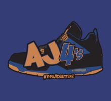 AJ 4's CAVS Edition by themarvdesigns