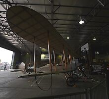Be2 Replica, Point Cook Airshow, Australia 2014 by muz2142