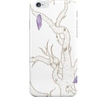 Crystals and Trees iPhone Case/Skin