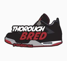ThroroughBred 4's Kids Tee