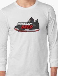 ThroroughBred 4's Long Sleeve T-Shirt