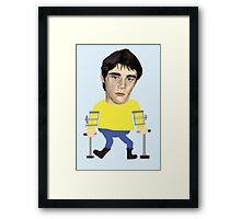 Wow, What a Great Breakfast Framed Print