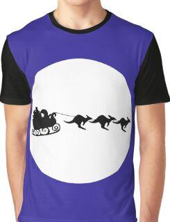 Aussie Christmas Graphic T-Shirt