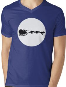 Aussie Christmas Mens V-Neck T-Shirt