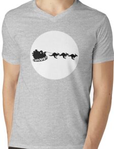 Aussie Christmas Mens V-Neck T-Shirt
