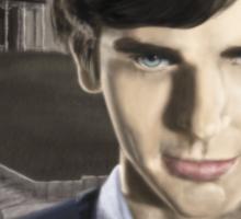 Norman Bates-Bates Motel Sticker