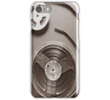 Analogue Memories iPhone Case/Skin