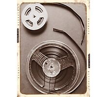 Analogue Memories Photographic Print