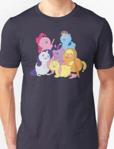 Poo Brain Ponies T-Shirt