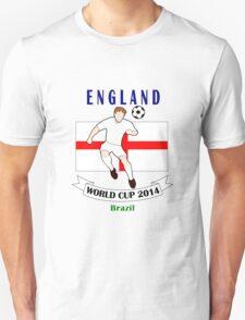 England World Cup Team T-Shirt