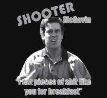 Happy Gilmore ... Shooter McGavin by OliveB