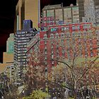 Upper West Side, NYC by TheJetSetter