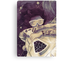 The Scientist Canvas Print