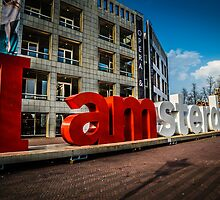 I amsterdam by Crystal  Ash