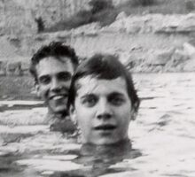 Slint - Spiderland Sticker