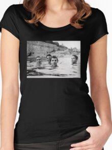 Slint - Spiderland Women's Fitted Scoop T-Shirt
