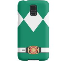 MMPR Green Ranger Phone Case Samsung Galaxy Case/Skin