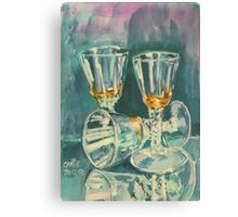 Sherry? Canvas Print