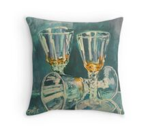 Sherry? Throw Pillow