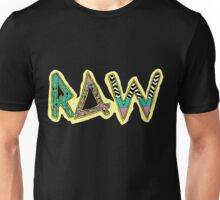 RAW 80's/90's PATTERN TEE Unisex T-Shirt