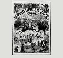 Spring Heeled Jack Unisex T-Shirt