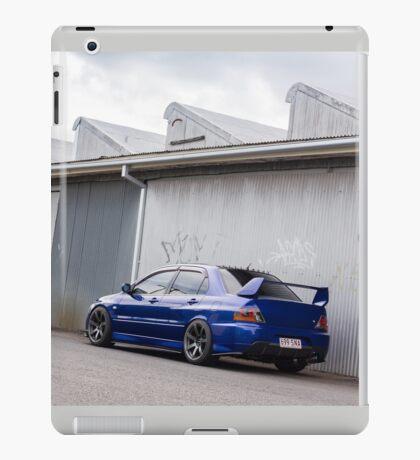 Mitsubishi Evo 9 iPad Case/Skin