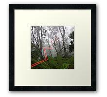 Come On Feel Framed Print