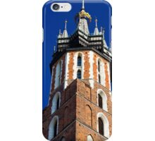 St. Mary's Church Tower iPhone Case/Skin