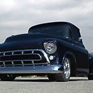 1957 Chevrolet Pickup Truck by TeeMack