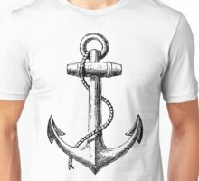 Classic Anchor Unisex T-Shirt