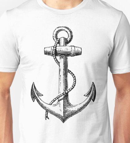 Classic Anchor Unisex T-Shirt