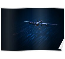 The Bouncing Bomb Poster