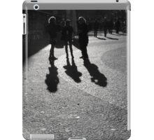Cigarette break iPad Case/Skin