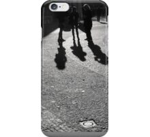 Cigarette break iPhone Case/Skin