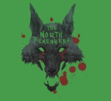 The North Remembers Kids Clothes