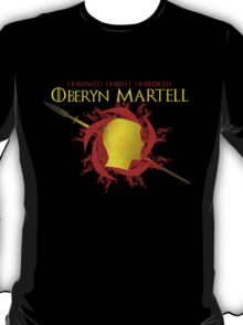 Oberyn Martell - game of thrones T-Shirt