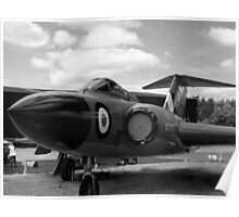 Gloster Javelin F(AW)9 aircraft Poster