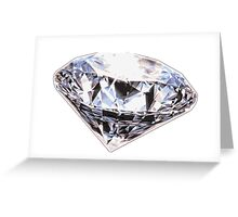 Precious Diamond Greeting Card