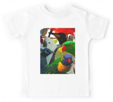 Birds of a Different Feather Kids Tee