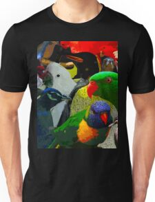 Birds of a Different Feather Unisex T-Shirt