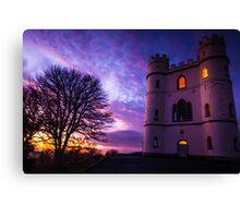 The Haldon Belvedere (Lawrence Castle), Canvas Print