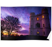 The Haldon Belvedere (Lawrence Castle), Poster