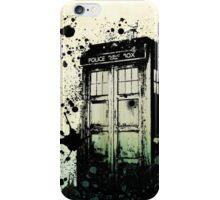 Tardis, Dr Who iPhone Case/Skin