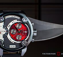 victorinox- Only the brave by dan  stewart