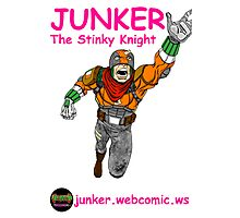 Junker SKR New Outfit Photographic Print